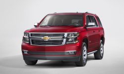 Chevrolet Tahoe 4 HD pics