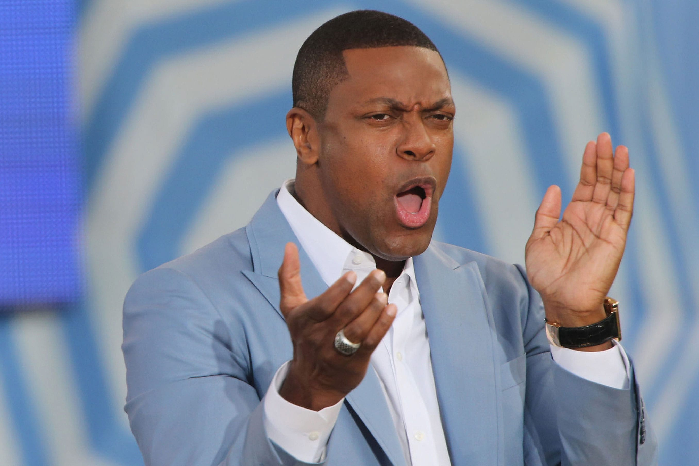 Chris Tucker HD pics