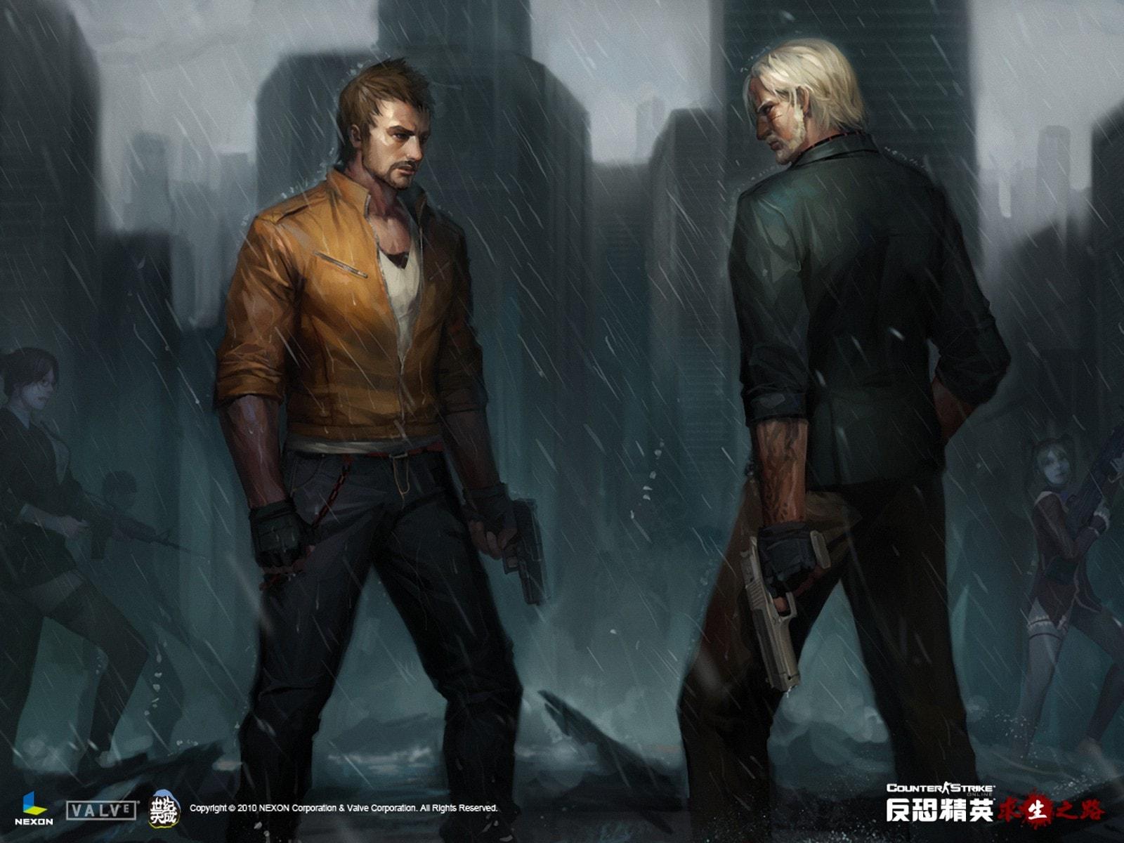 Counter-Strike Online Wallpaper