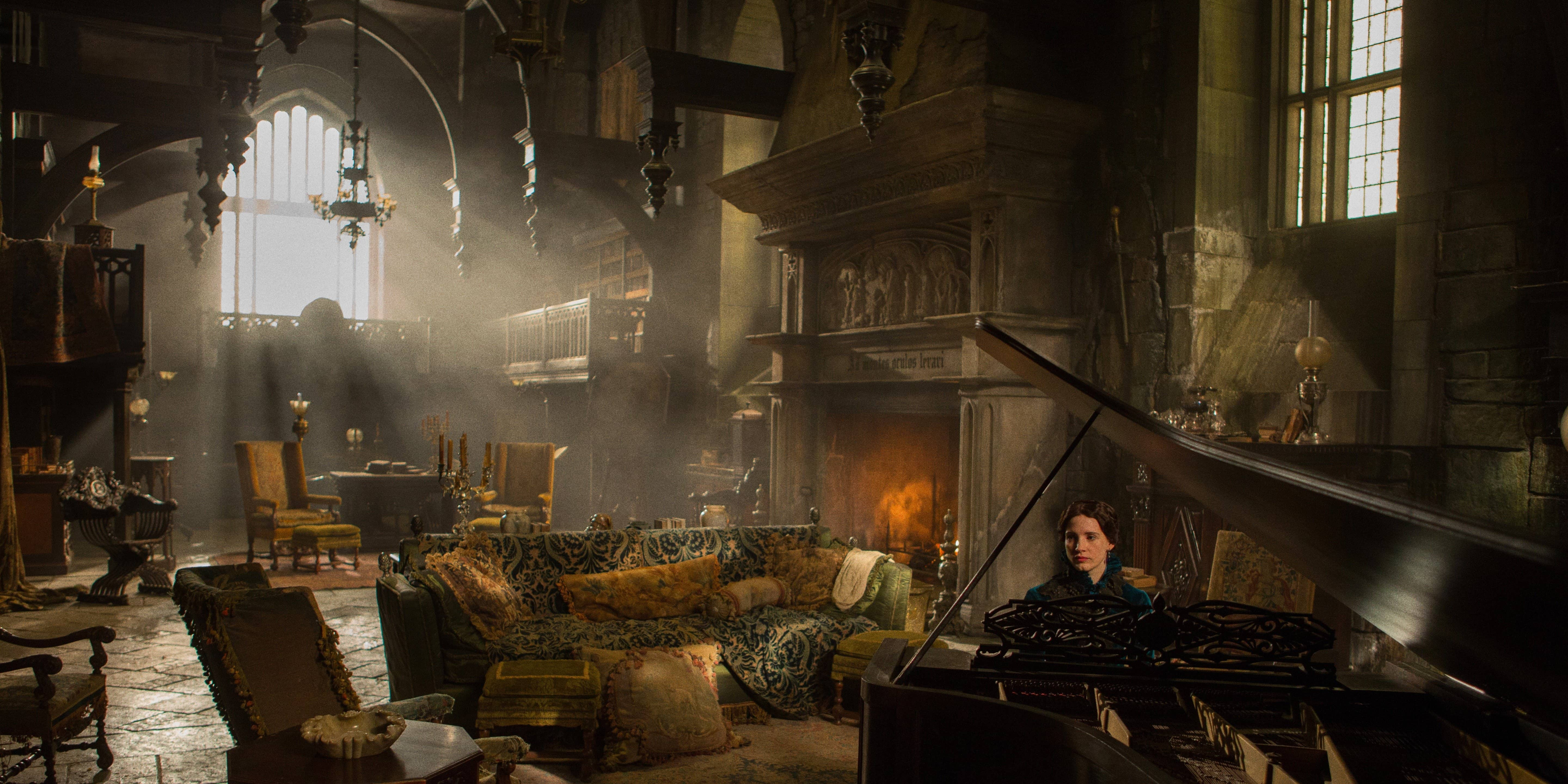 Crimson Peak HD pics