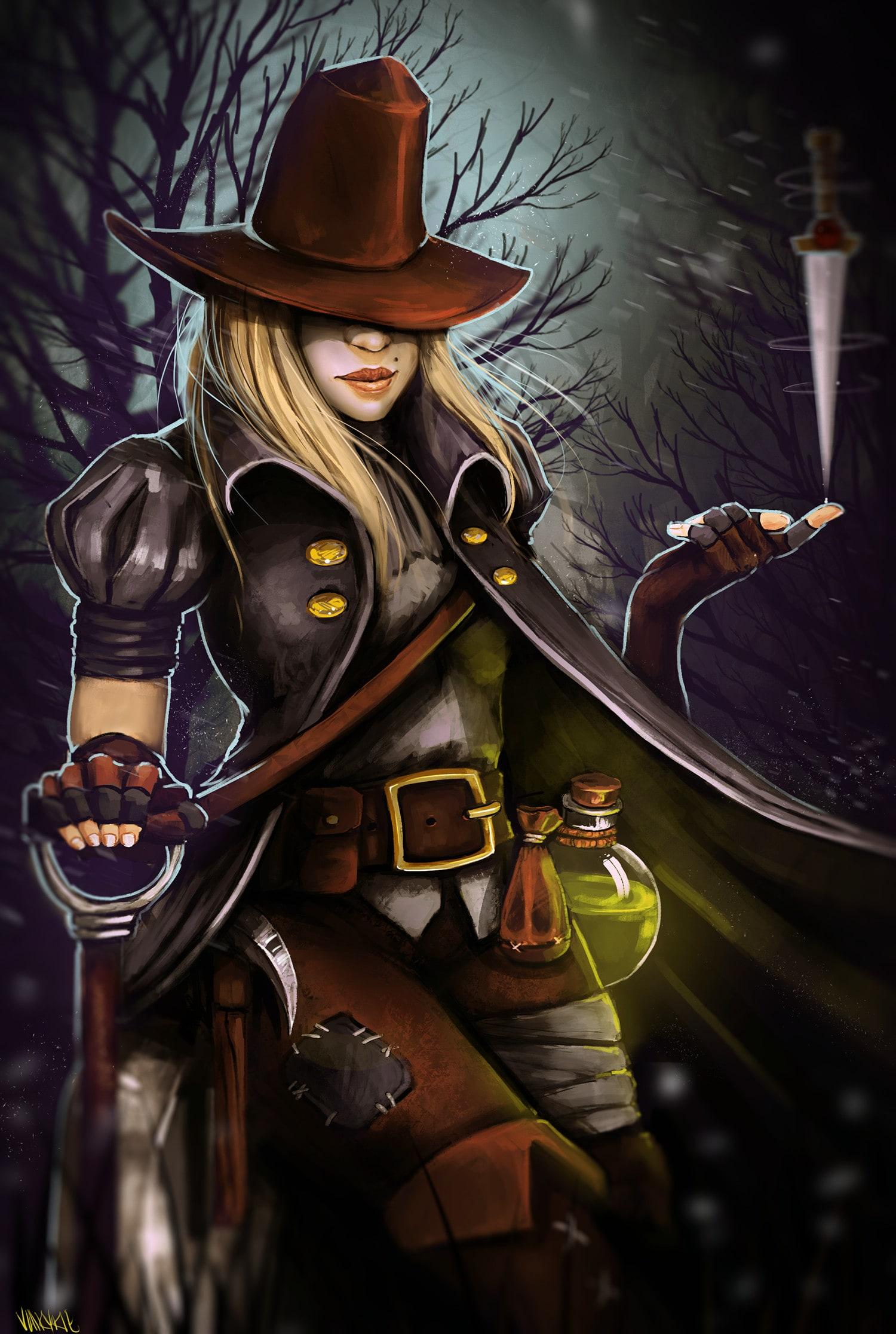 Darkest Dungeon: Grave Robber HD pics