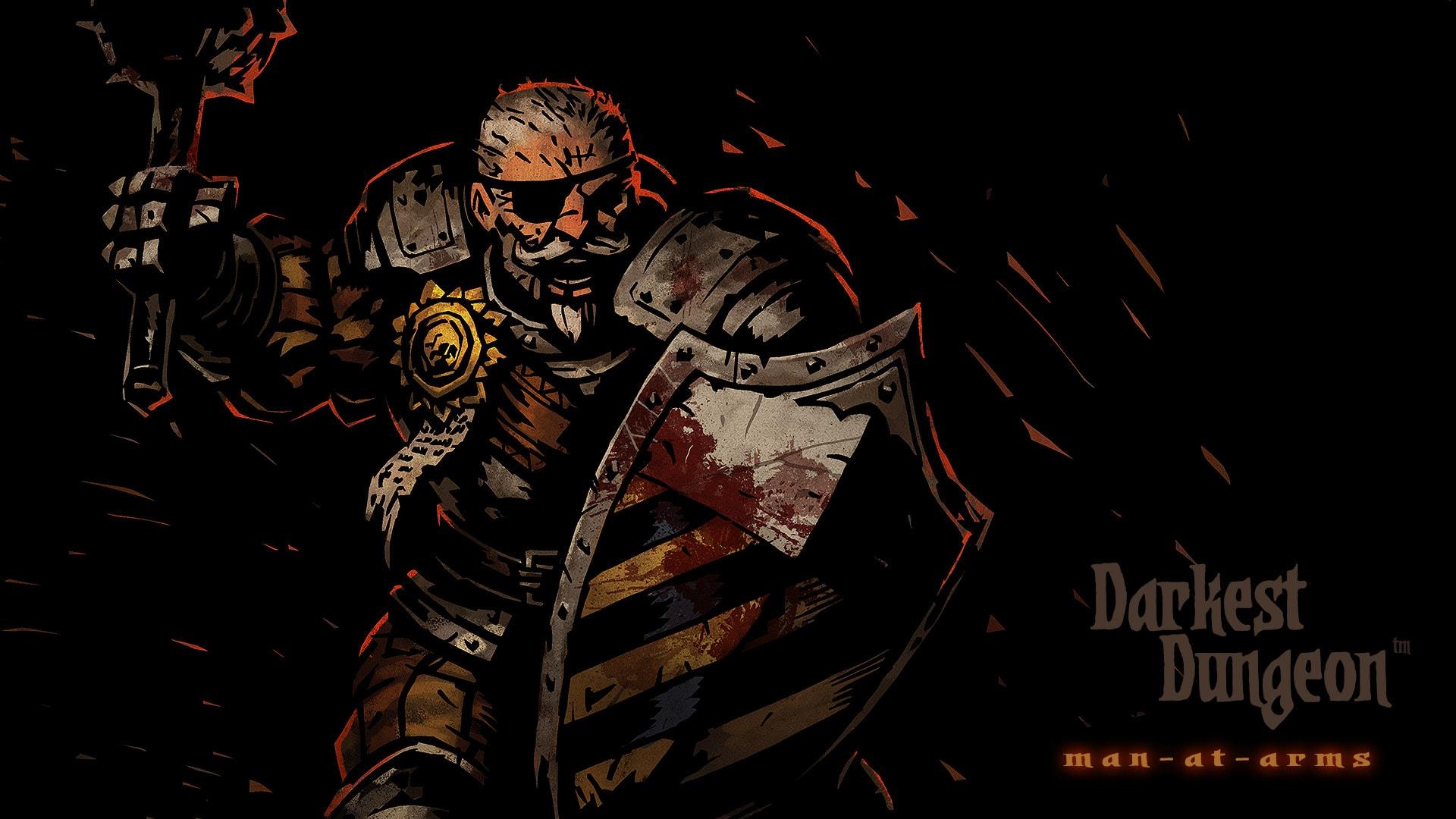 Darkest Dungeon Desktop wallpapers
