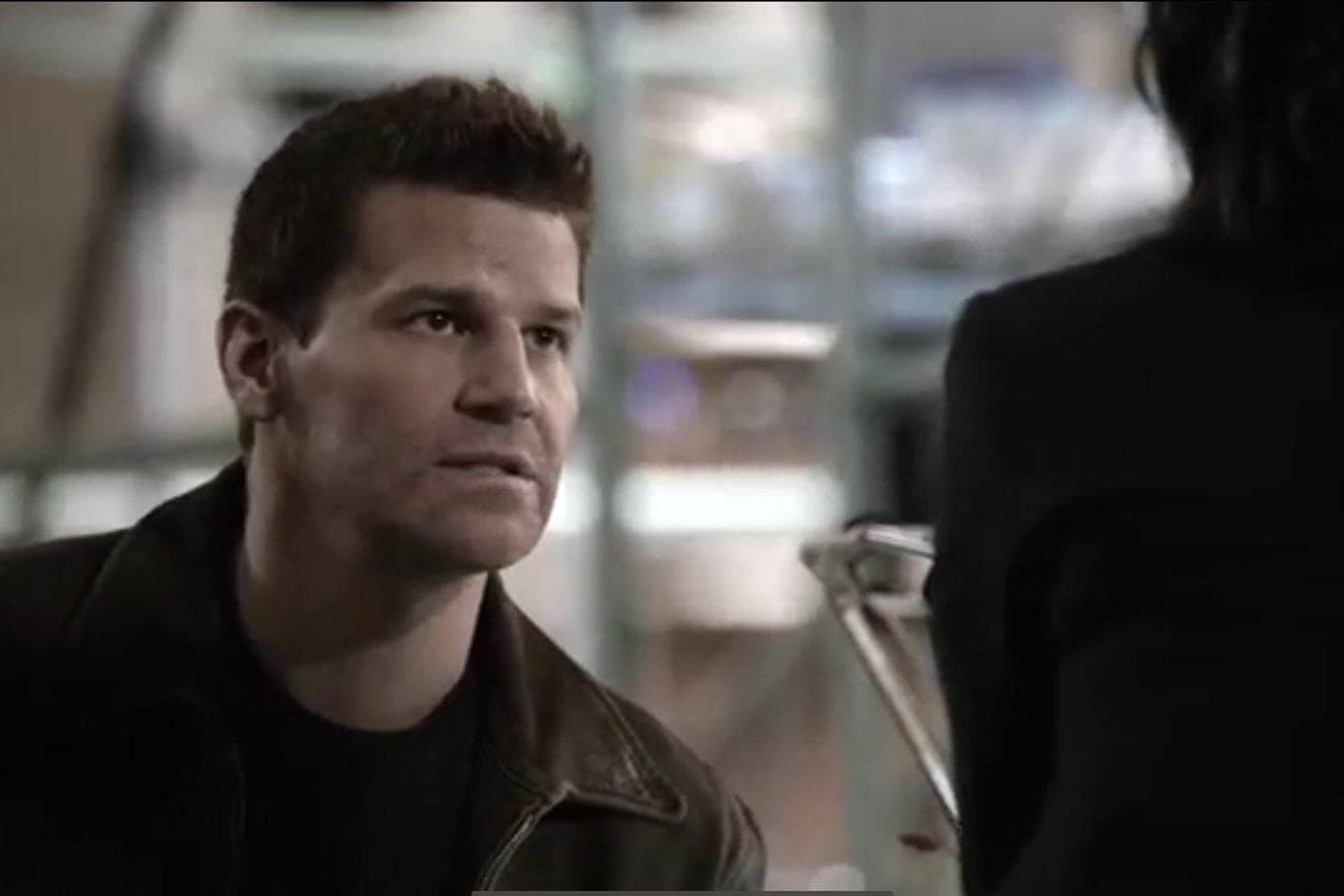 David Boreanaz HD pics