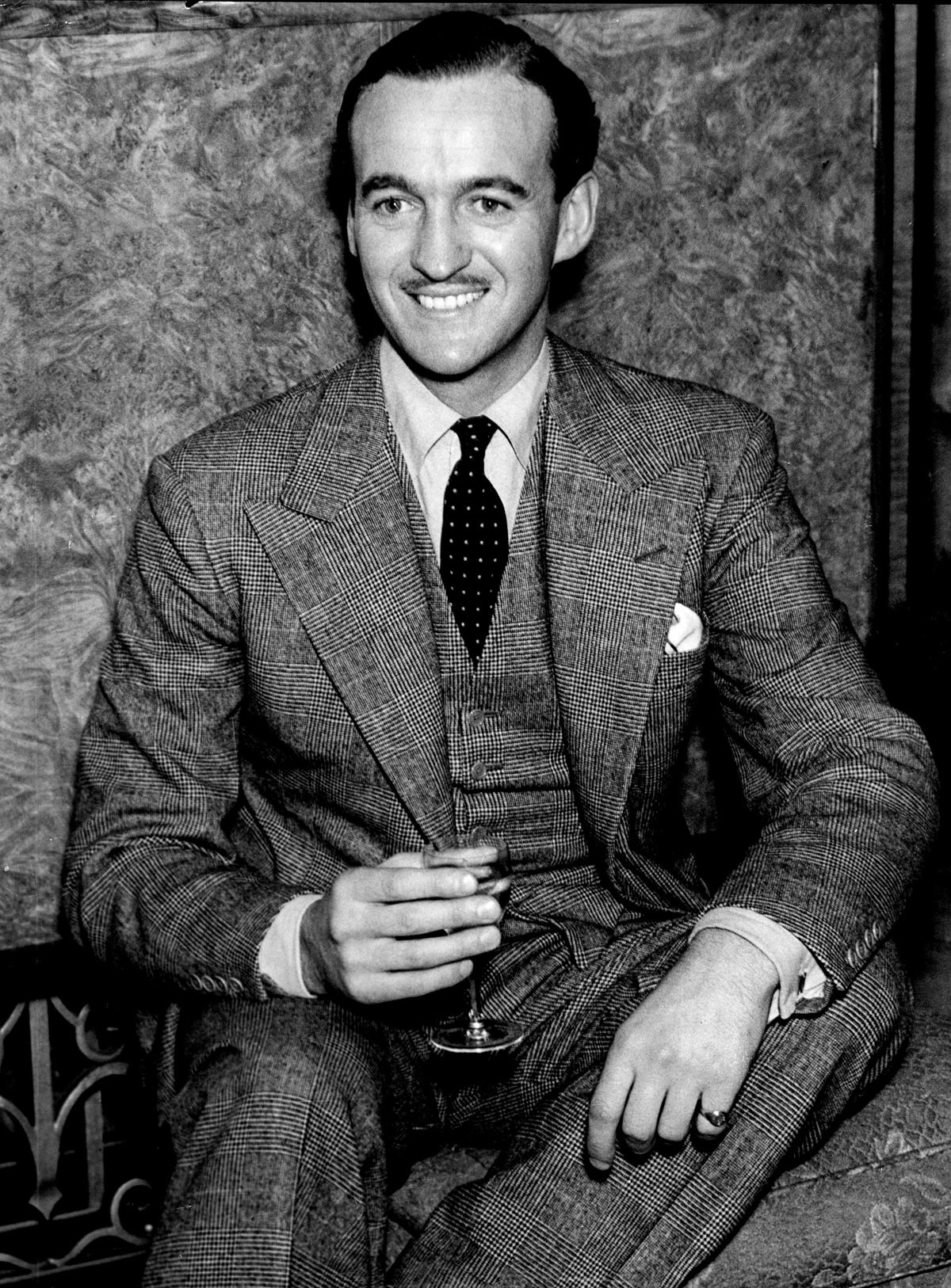 David Niven Backgrounds