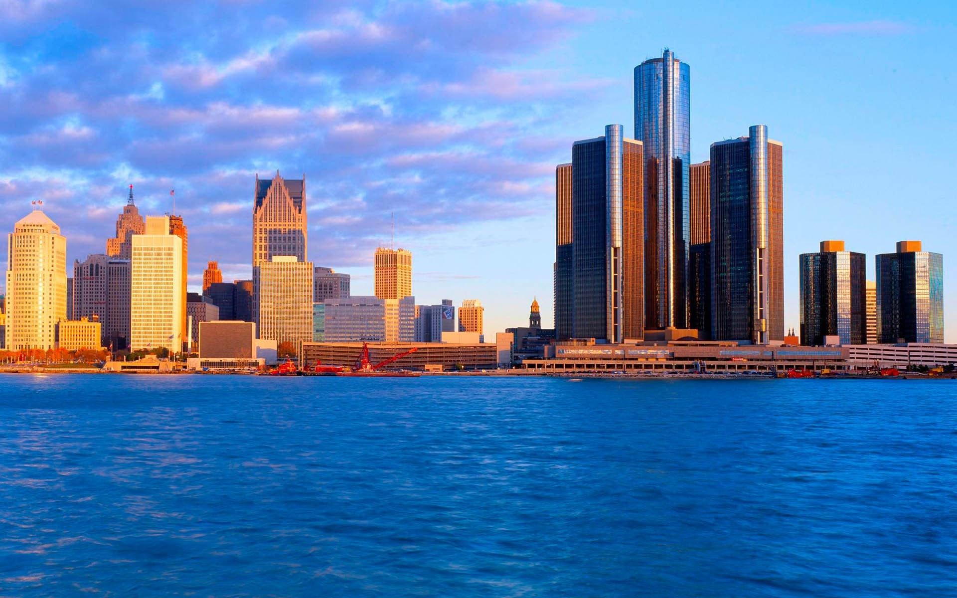 Detroit HD pics