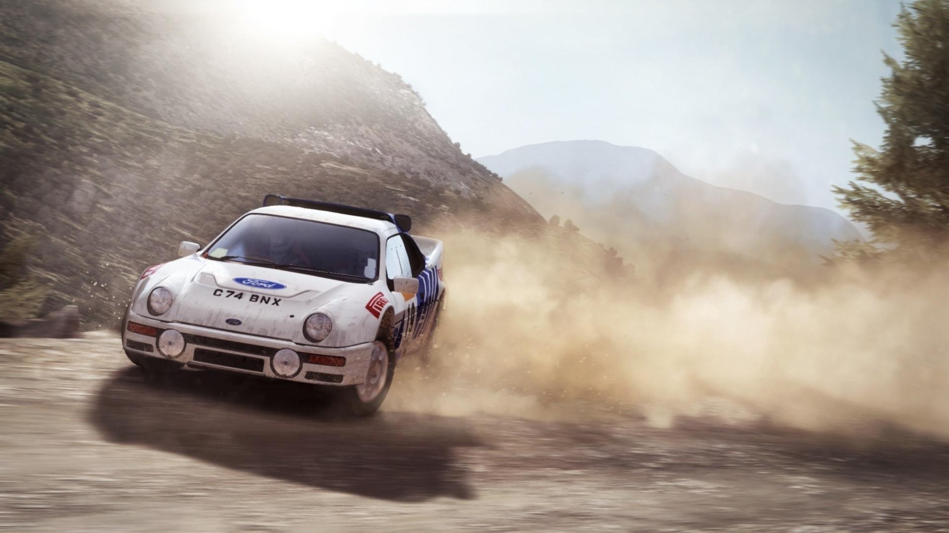 DiRT Rally HD pics