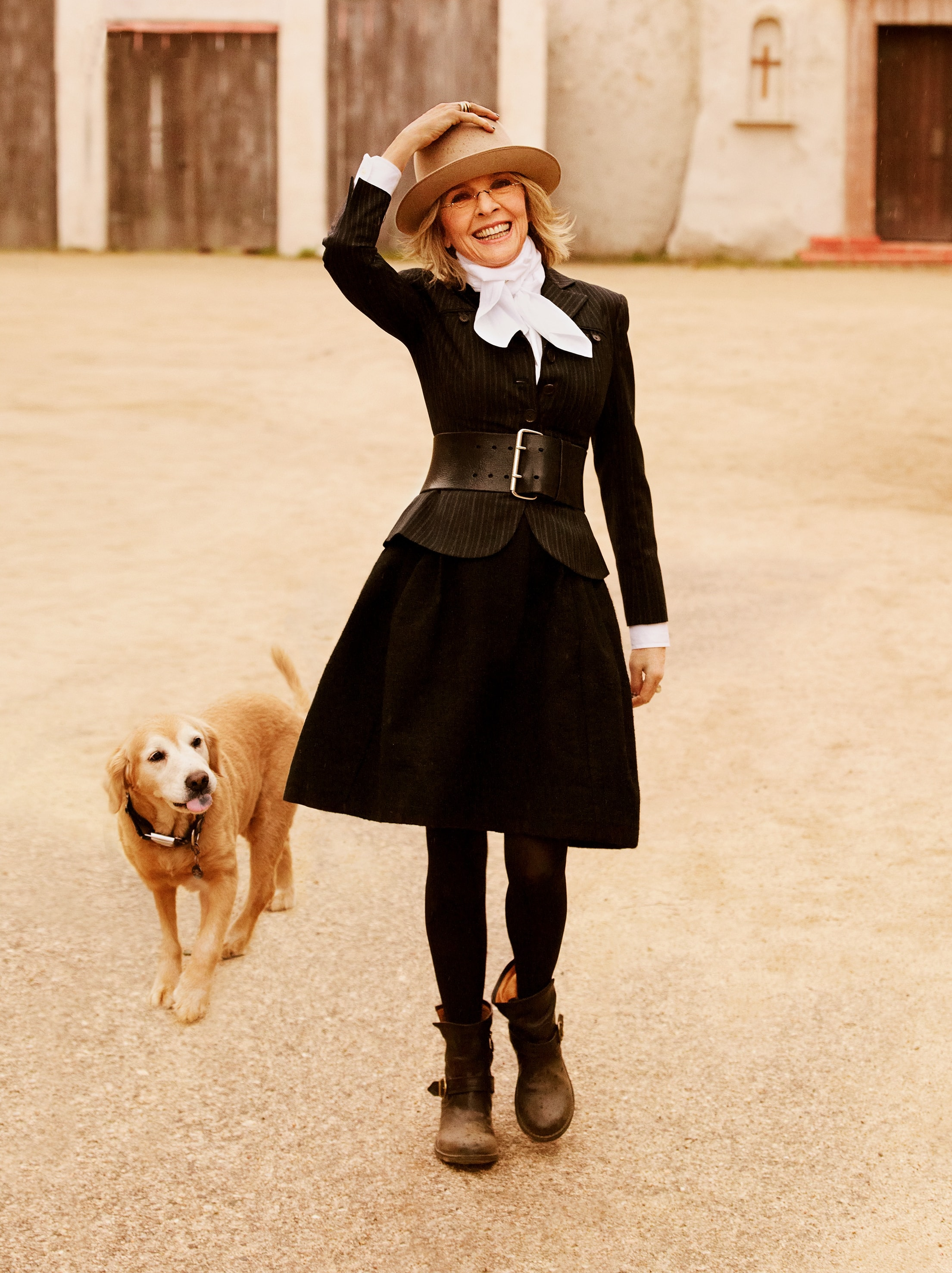 Diane Keaton HD pics