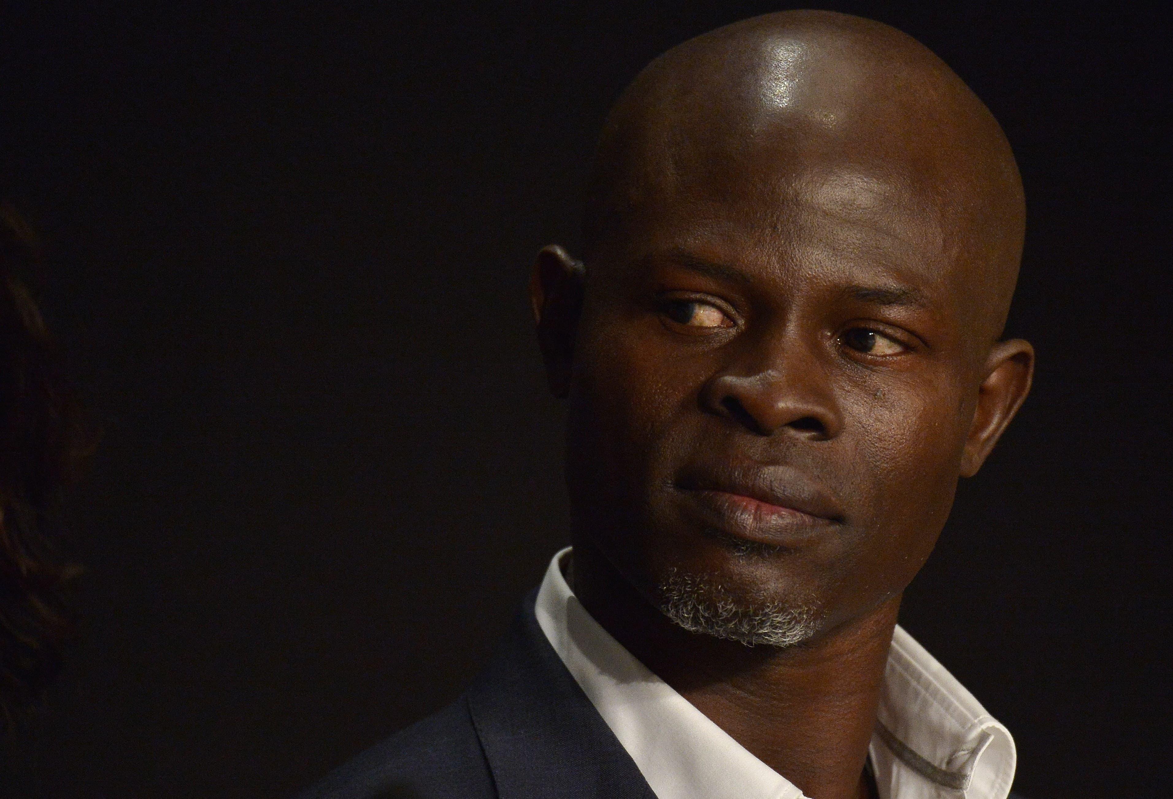 Djimon Hounsou HD pics