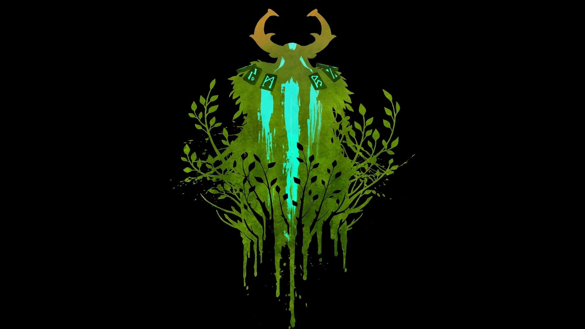 Dota 2 : Nature's Prophet HD pics