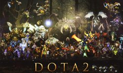 Dota2 HD pics