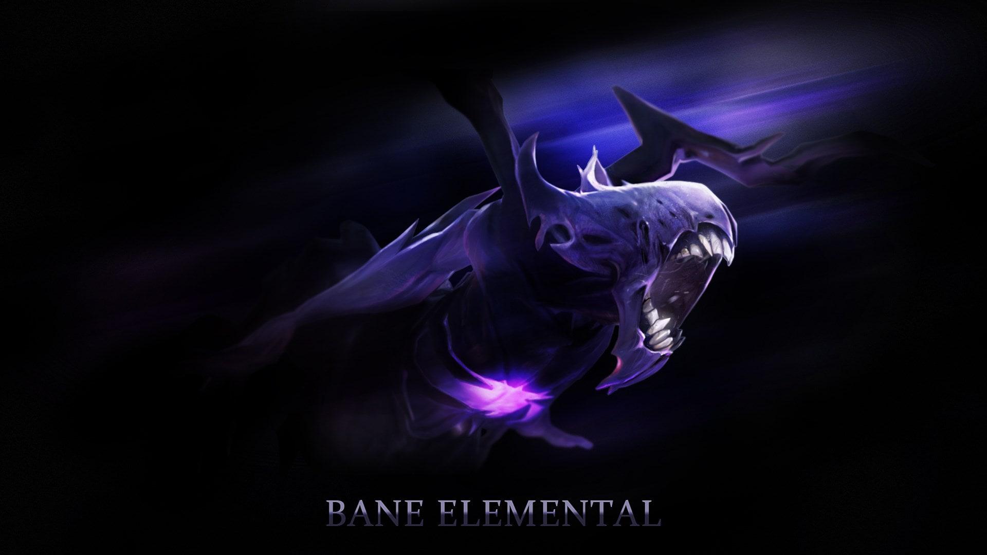 Dota2 : Bane Background