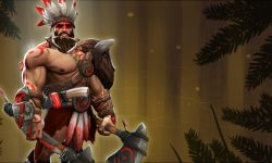 Dota2 : Beastmaster full hd wallpapers