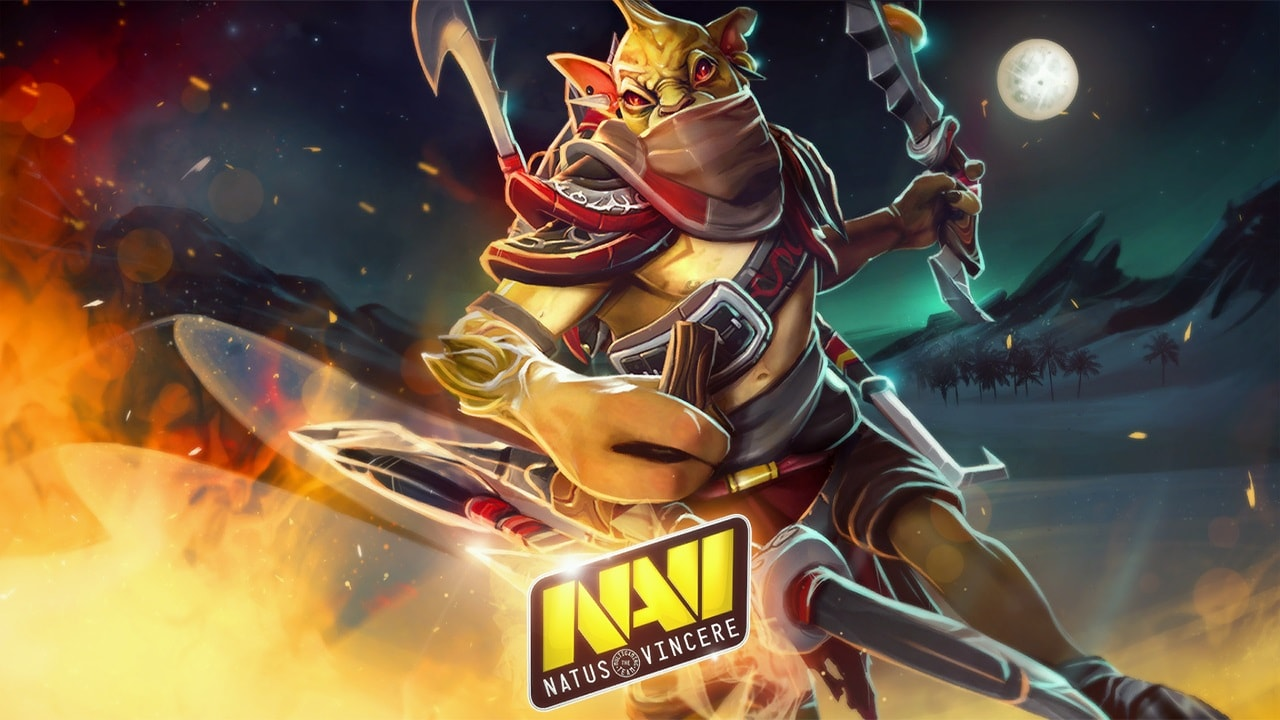 Dota2 : Bounty Hunter HD pics