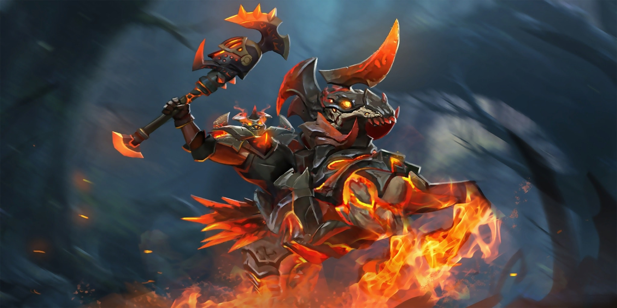 Dota2 : Chaos Knight Background