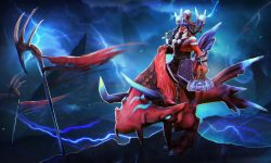 Dota2 : Disruptor Background