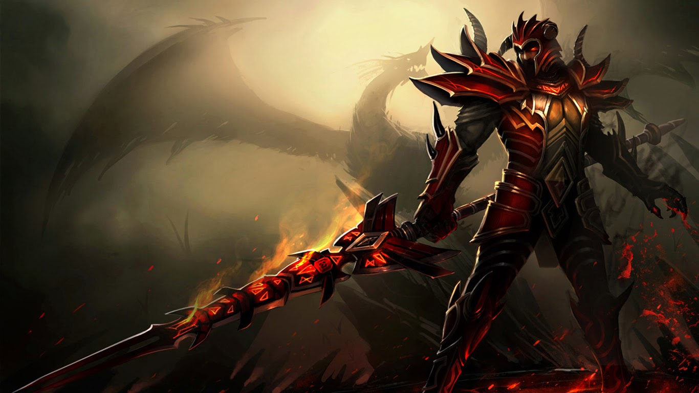 Dota2 : Dragon Knight Desktop wallpapers