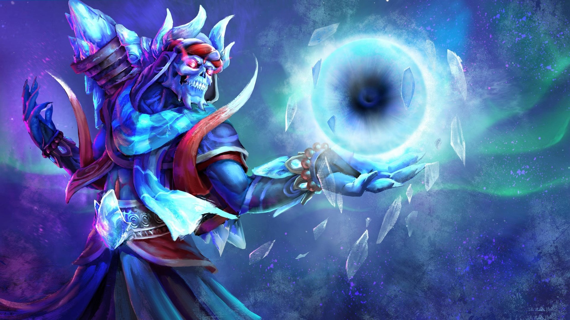 Dota2 : Lich Wallpapers hd