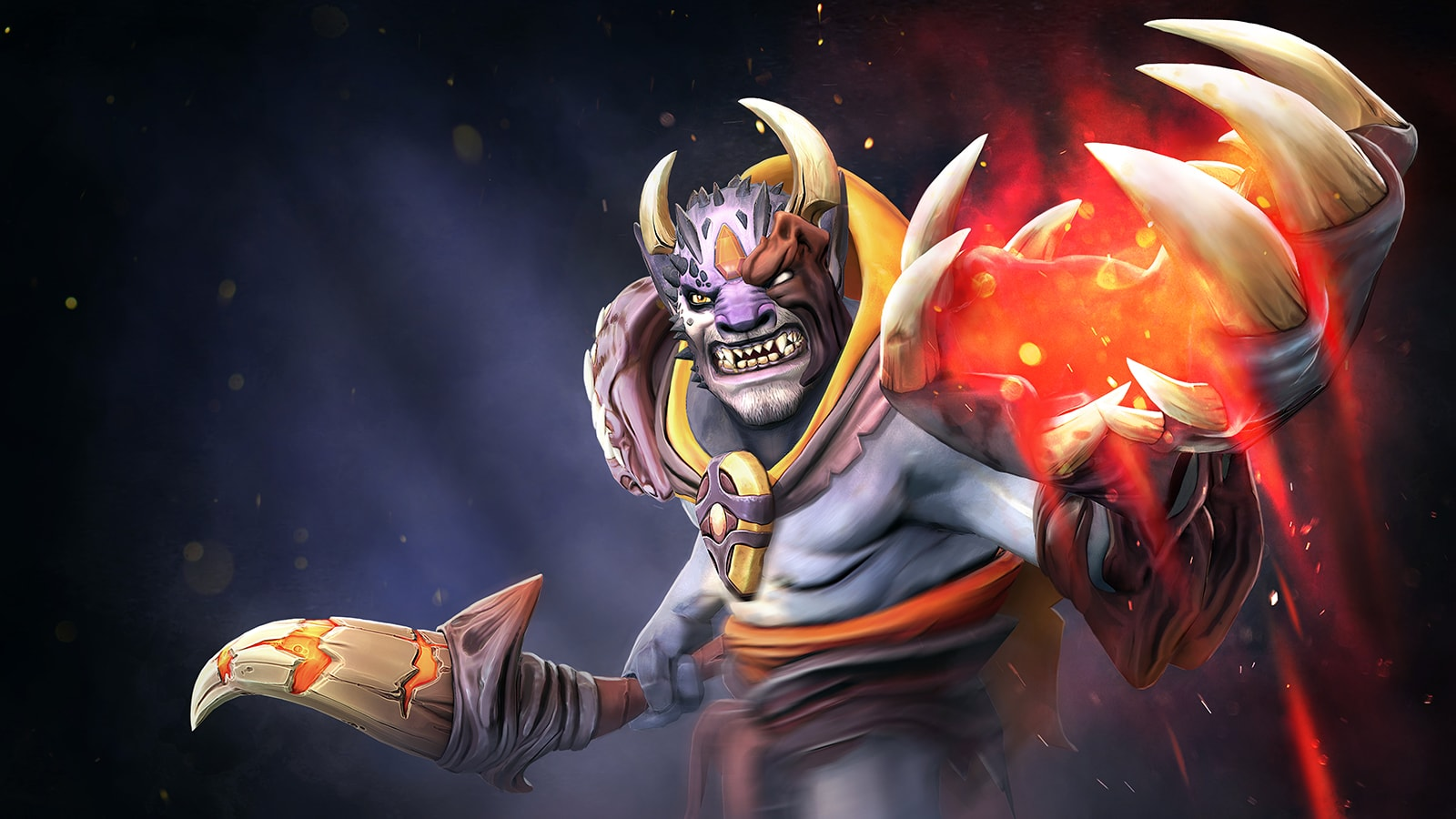 Dota2 : Lion for mobile