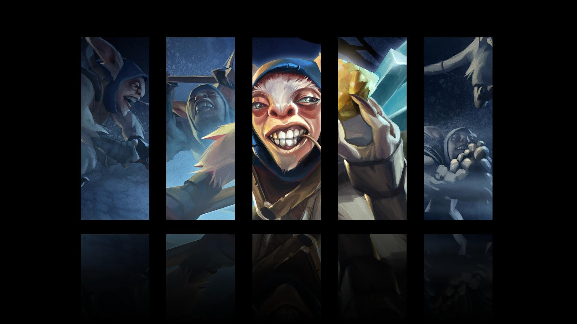 Dota2 : Meepo Wallpapers hd