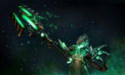 Dota2 : Outworld Devourer Background