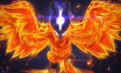 Dota2 : Phoenix widescreen wallpapers