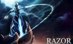 Dota2 : Razor Background