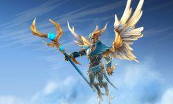 Dota2 : Skywrath Mage Background