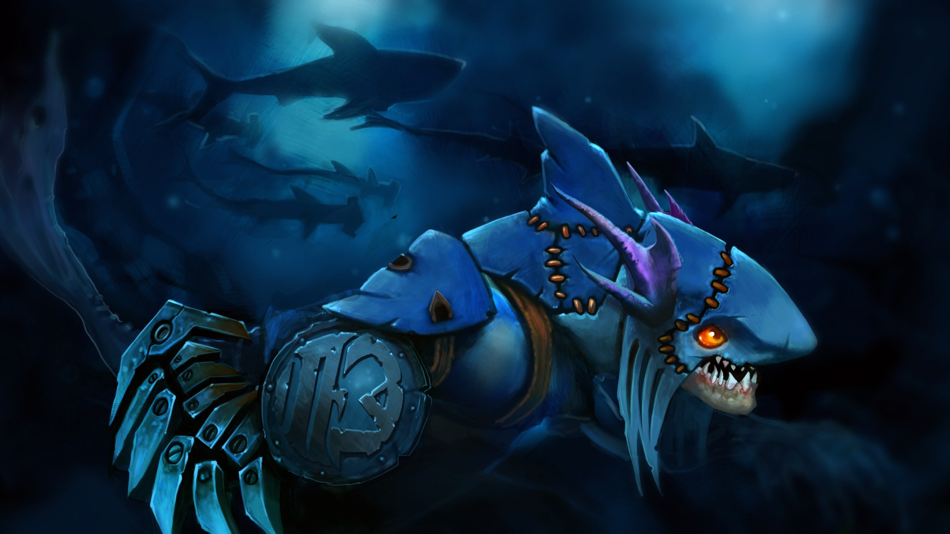 Dota2 : Slark Wallpapers hd