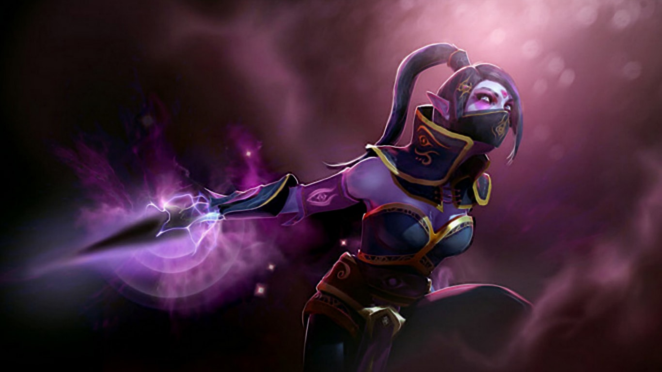 Dota2 : Templar Assassin HD pics