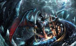 Dota2 : Terrorblade Background