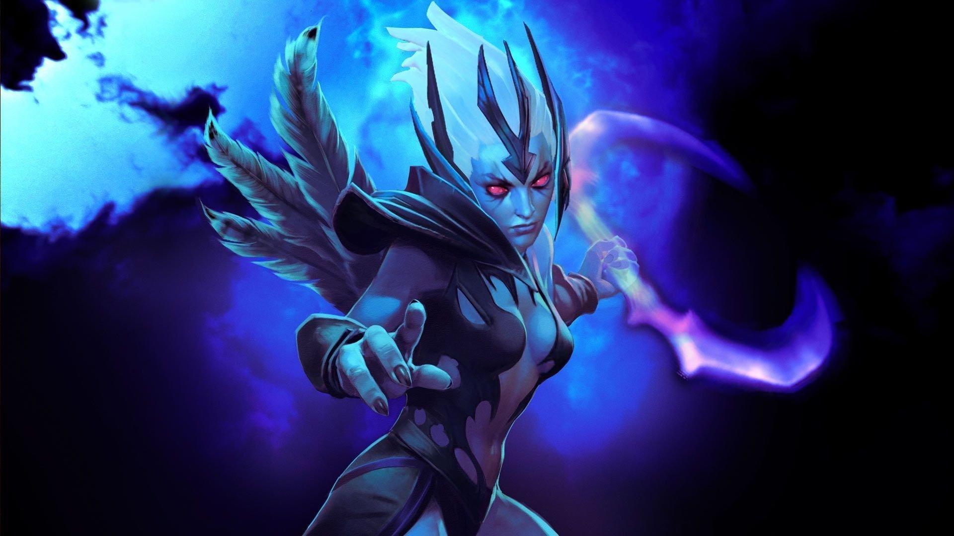 Dota2 : Vengeful Spirit HD pics