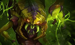 Dota2 : Venomancer Background