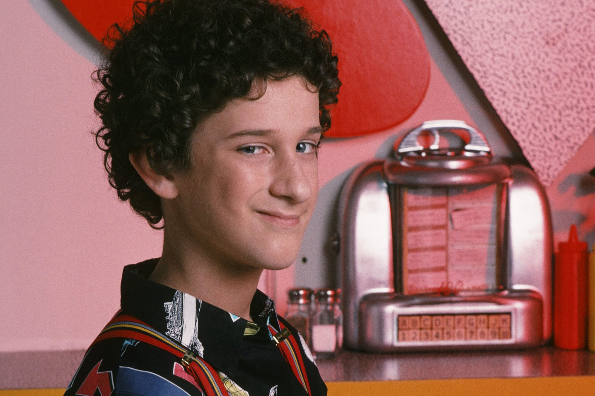 Dustin Diamond Screensavers