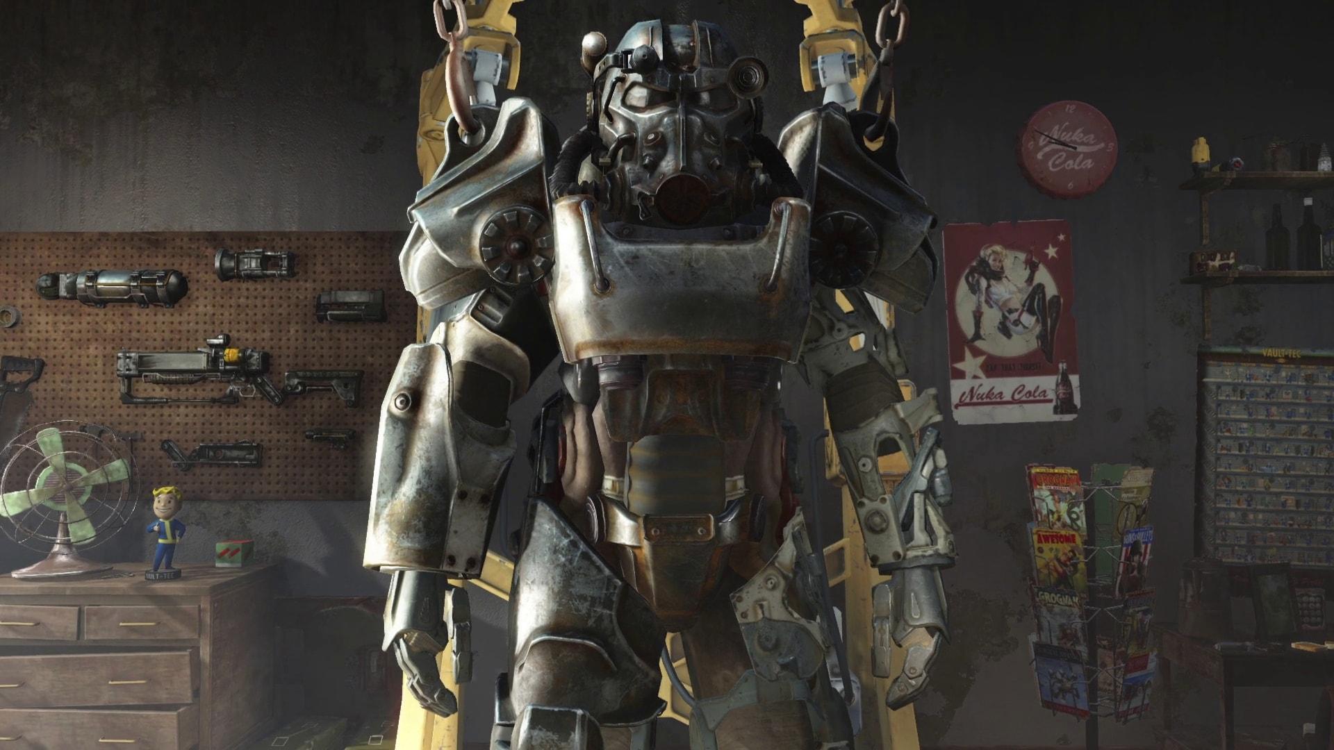 Fallout 4 HD pics