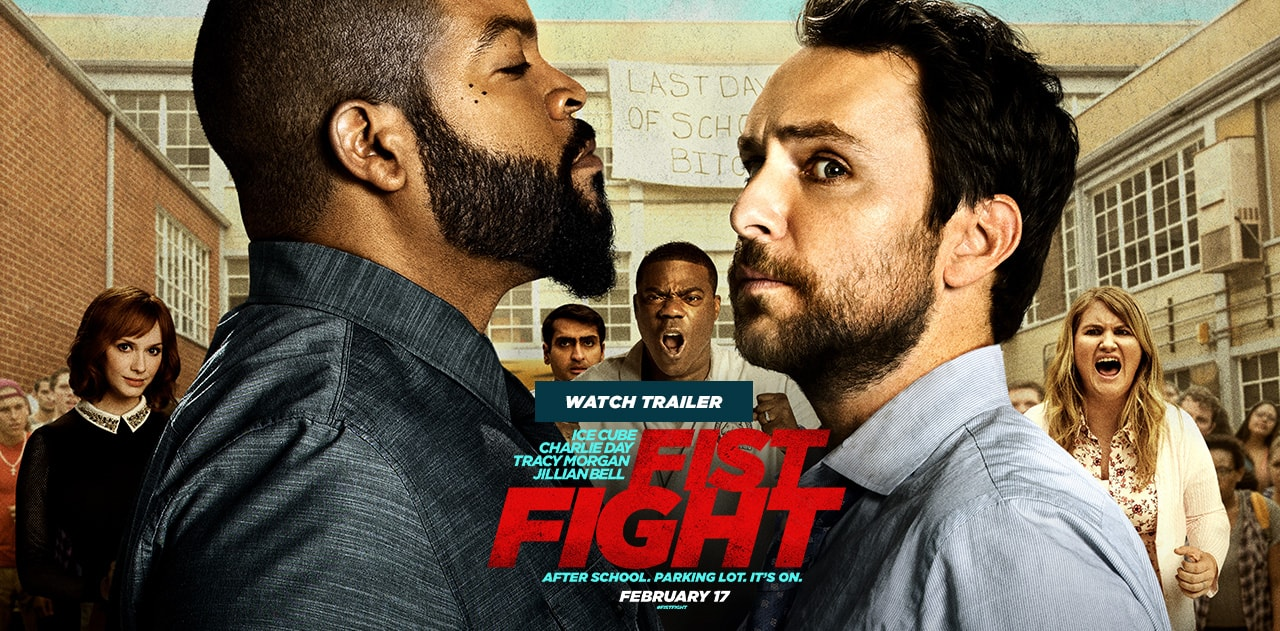 Fist Fight Screensavers