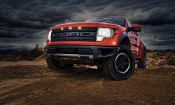 Ford F-150 SVT Raptor HD pics