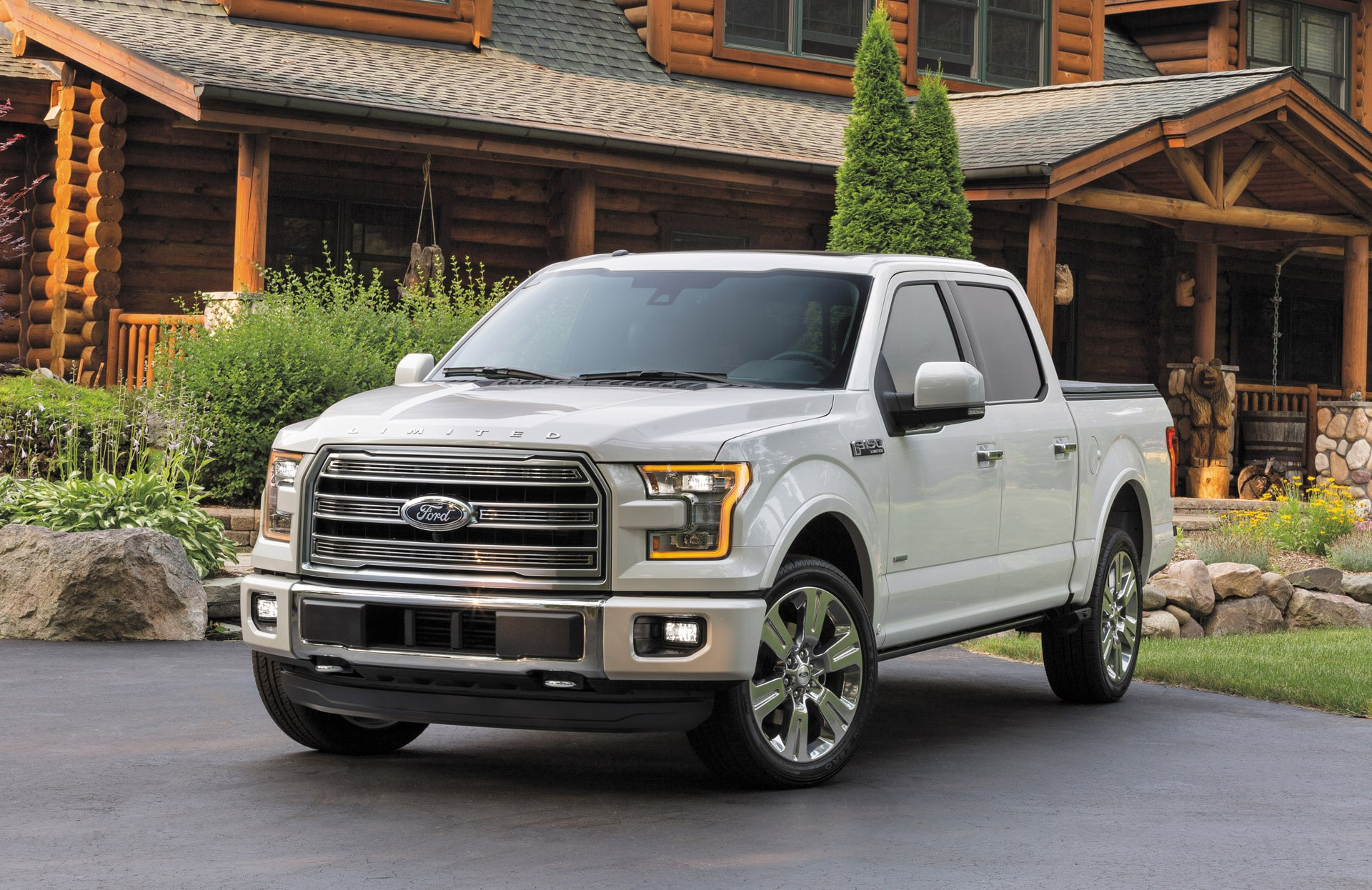 Ford F-150 HQ wallpapers