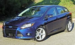 Ford Focus Titanium HD pics