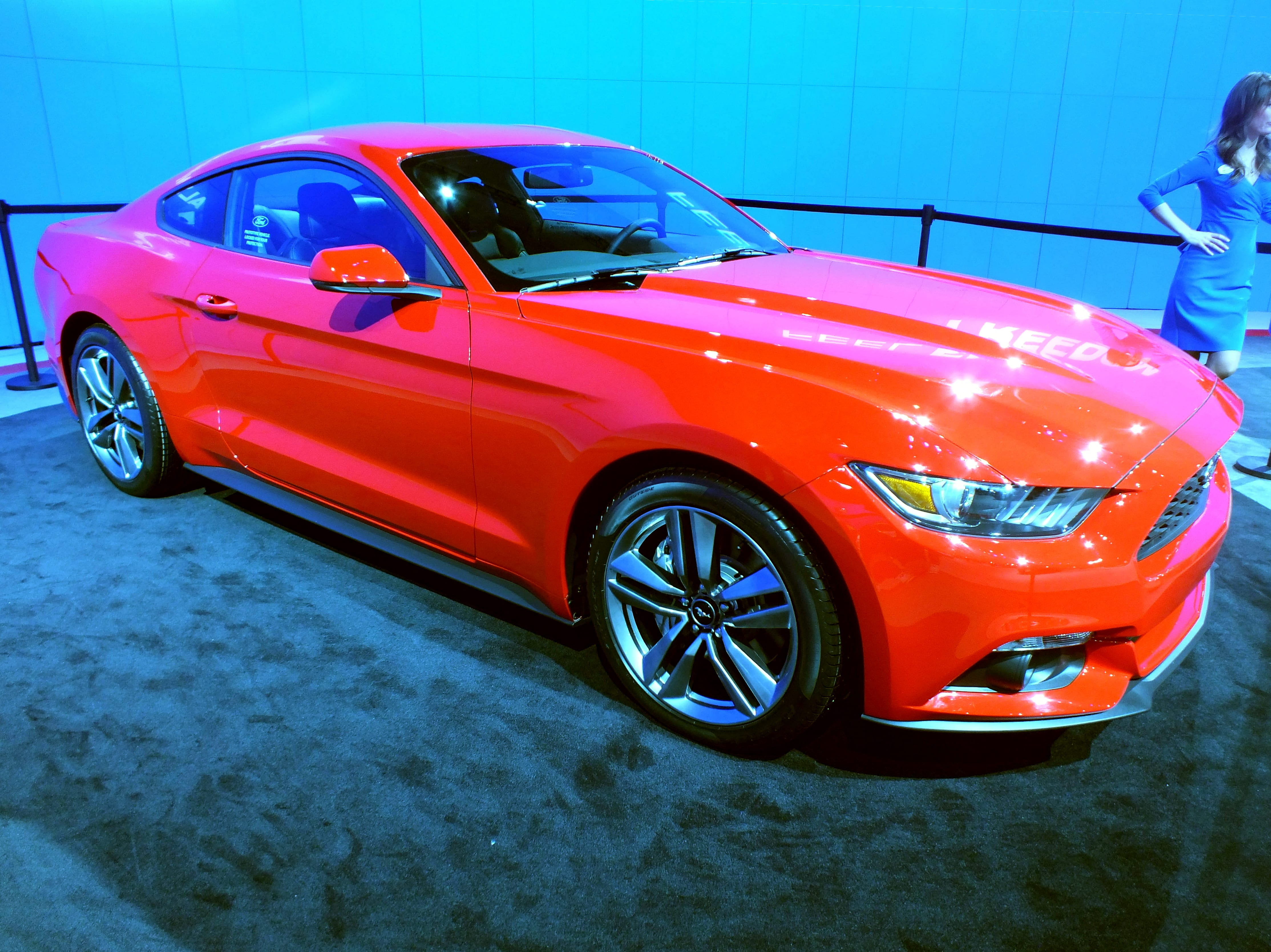 Ford Mustang 6 HD pics