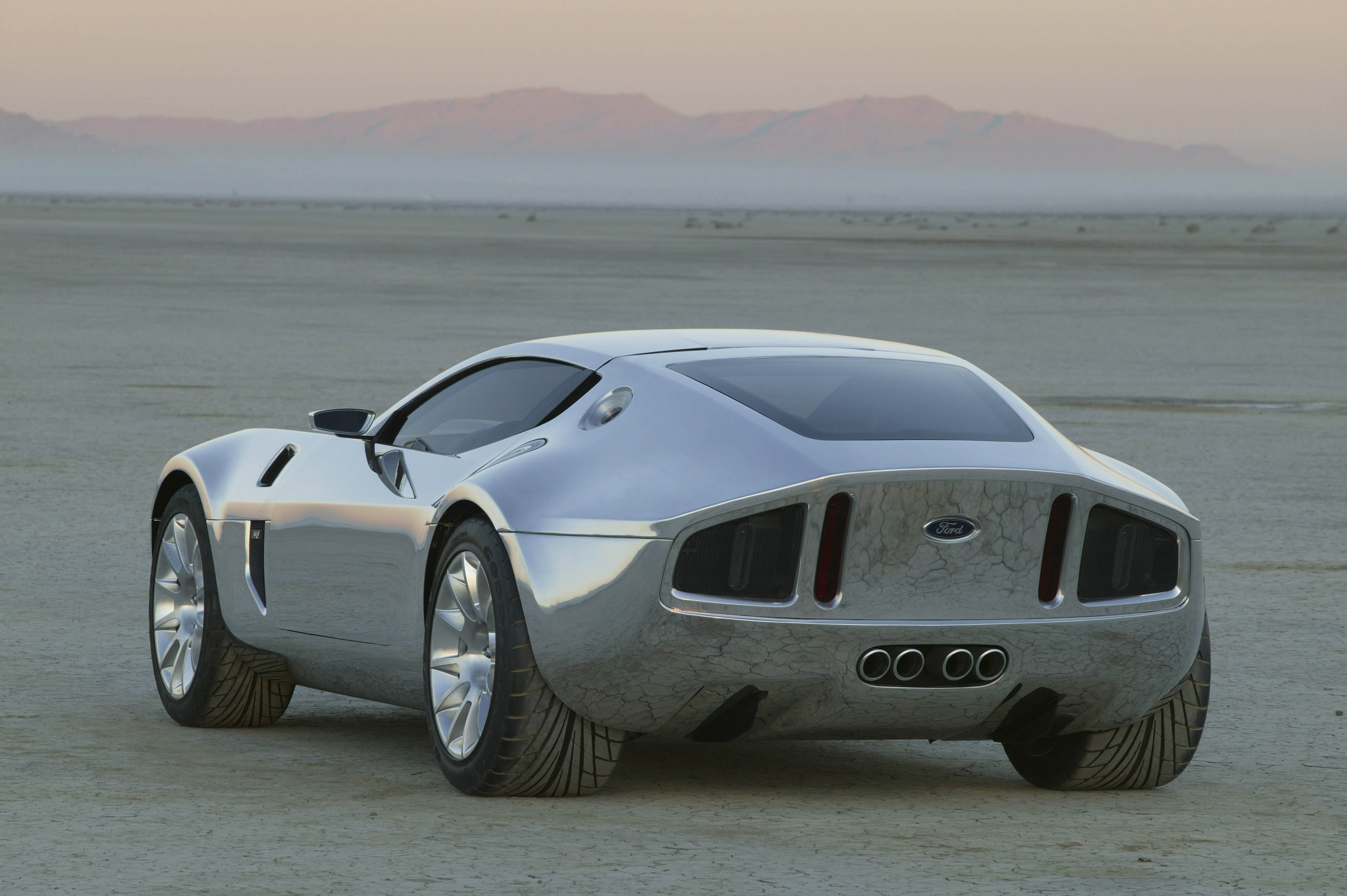 Ford Shelby GR1 Concept HD pics