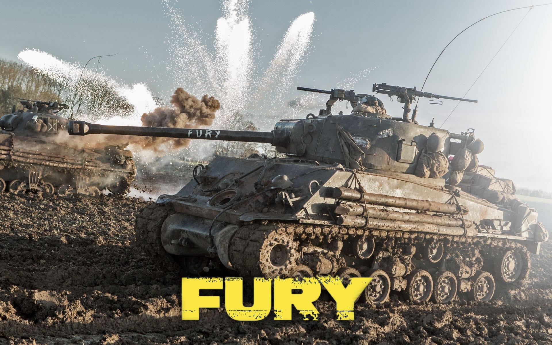 Fury HD pics