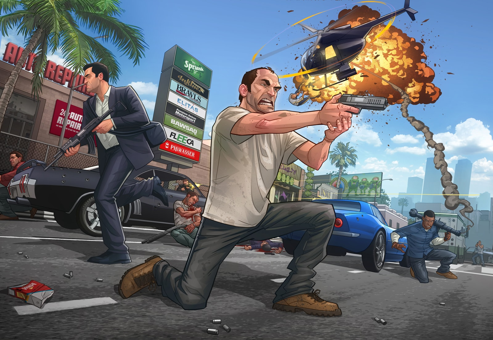 Gta  Wallpaper For Mobile Gta  Free Wallpaper