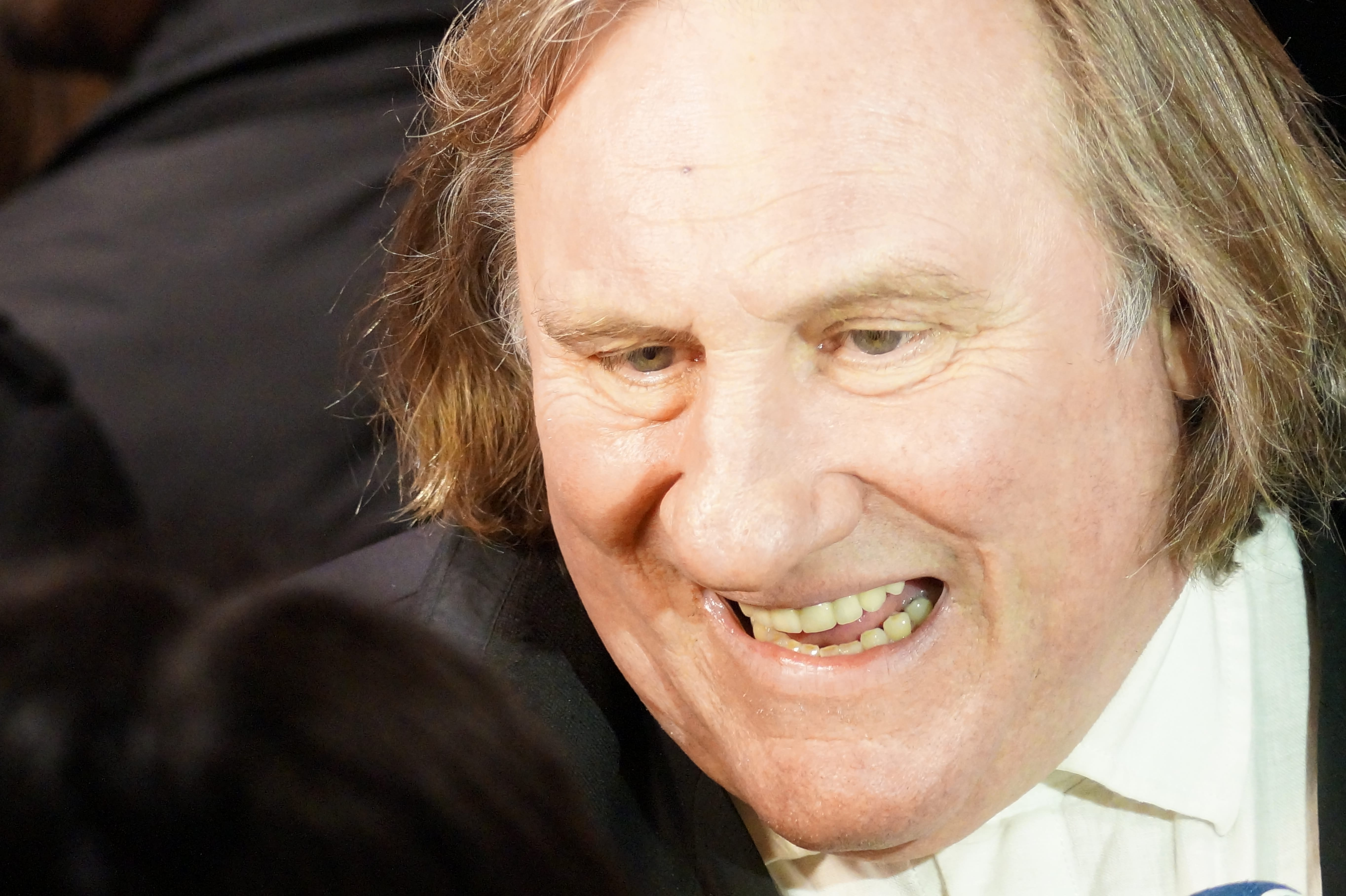 Gerard Depardieu HD pics