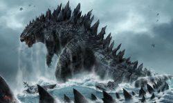 Godzilla 2014 HD pics