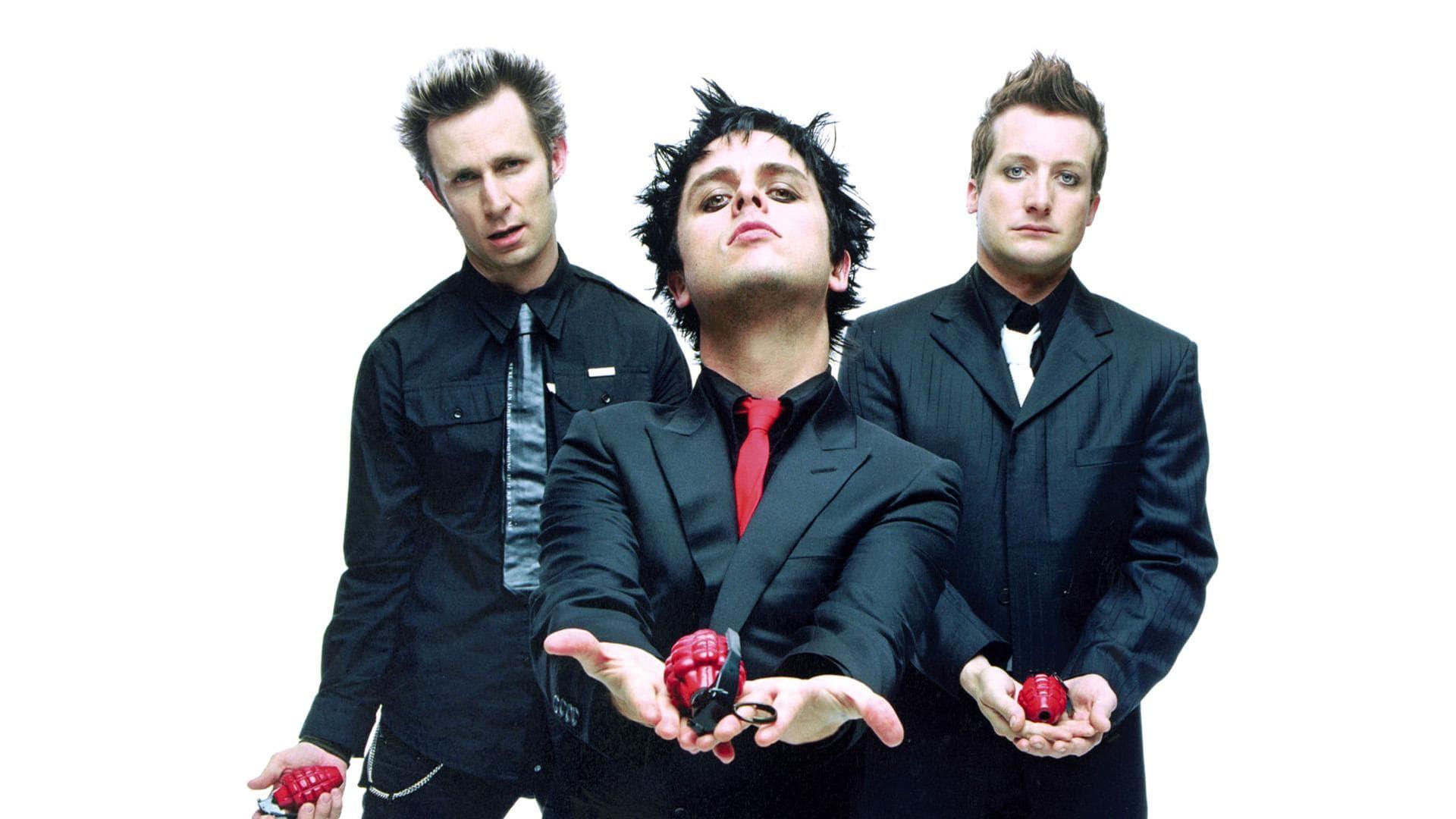 Green Day HD pics
