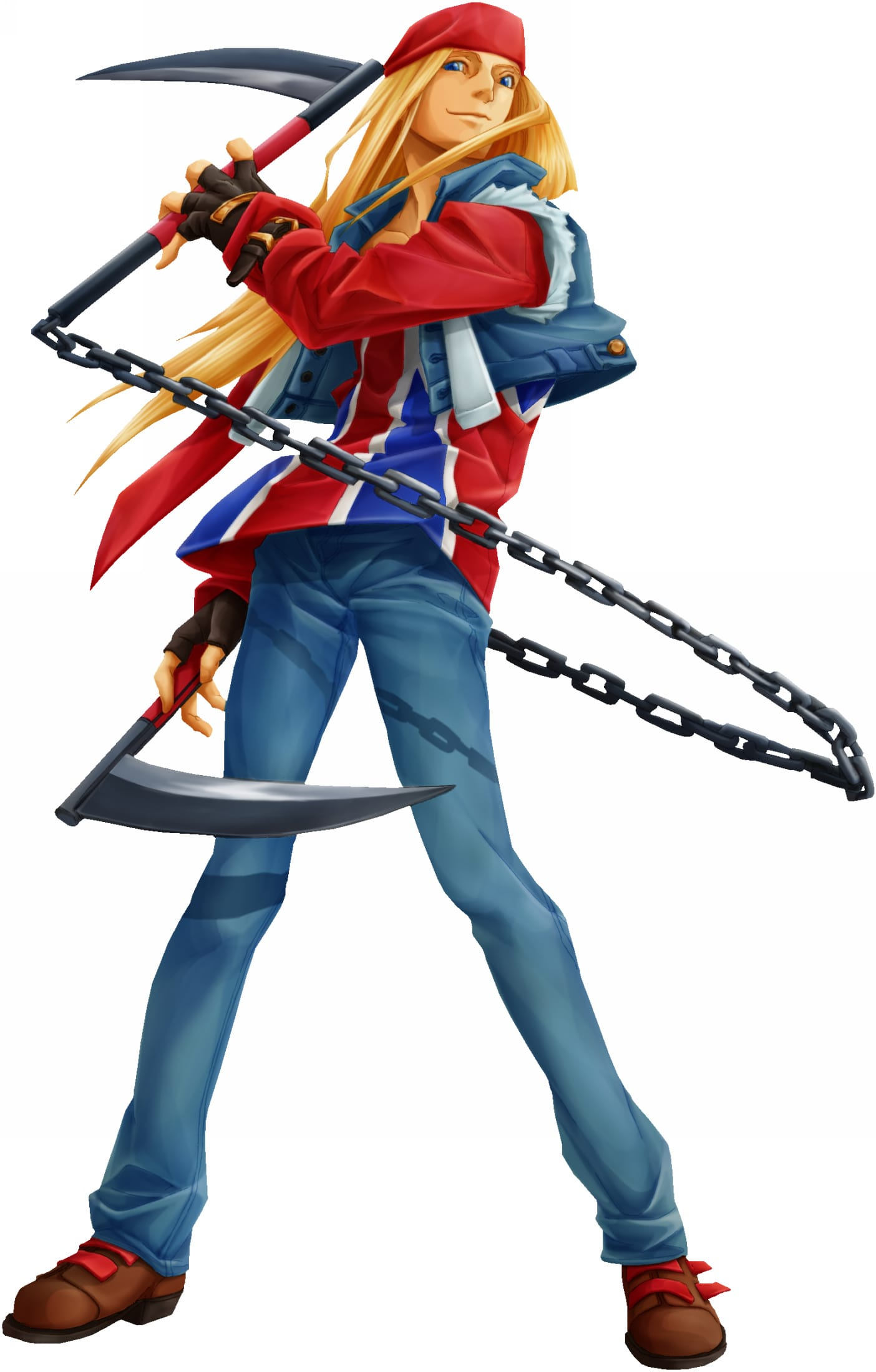 Guilty Gear: Axl Low HD pics