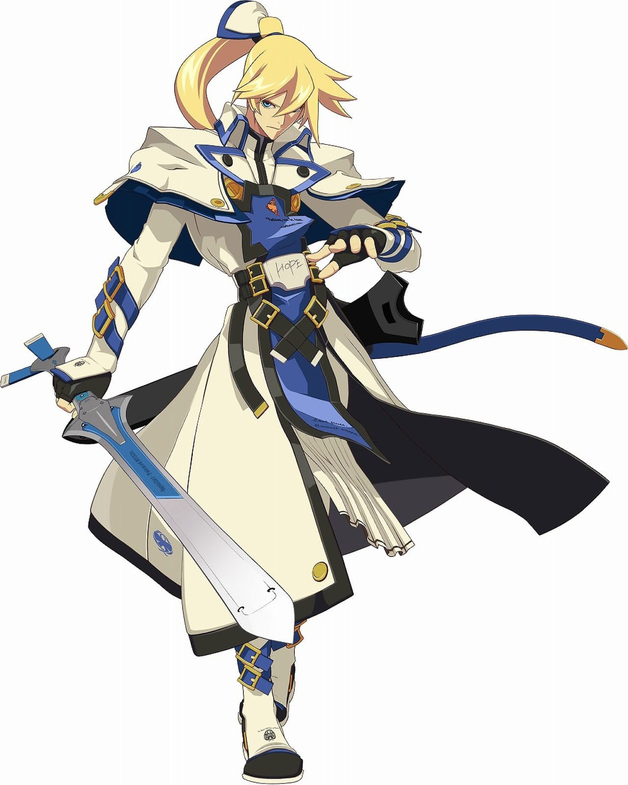 Guilty Gear: Ky Kiske HD pics