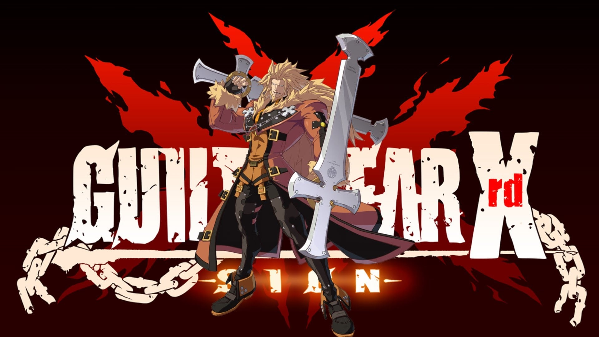 Guilty Gear: Leo Whitefang HD pics
