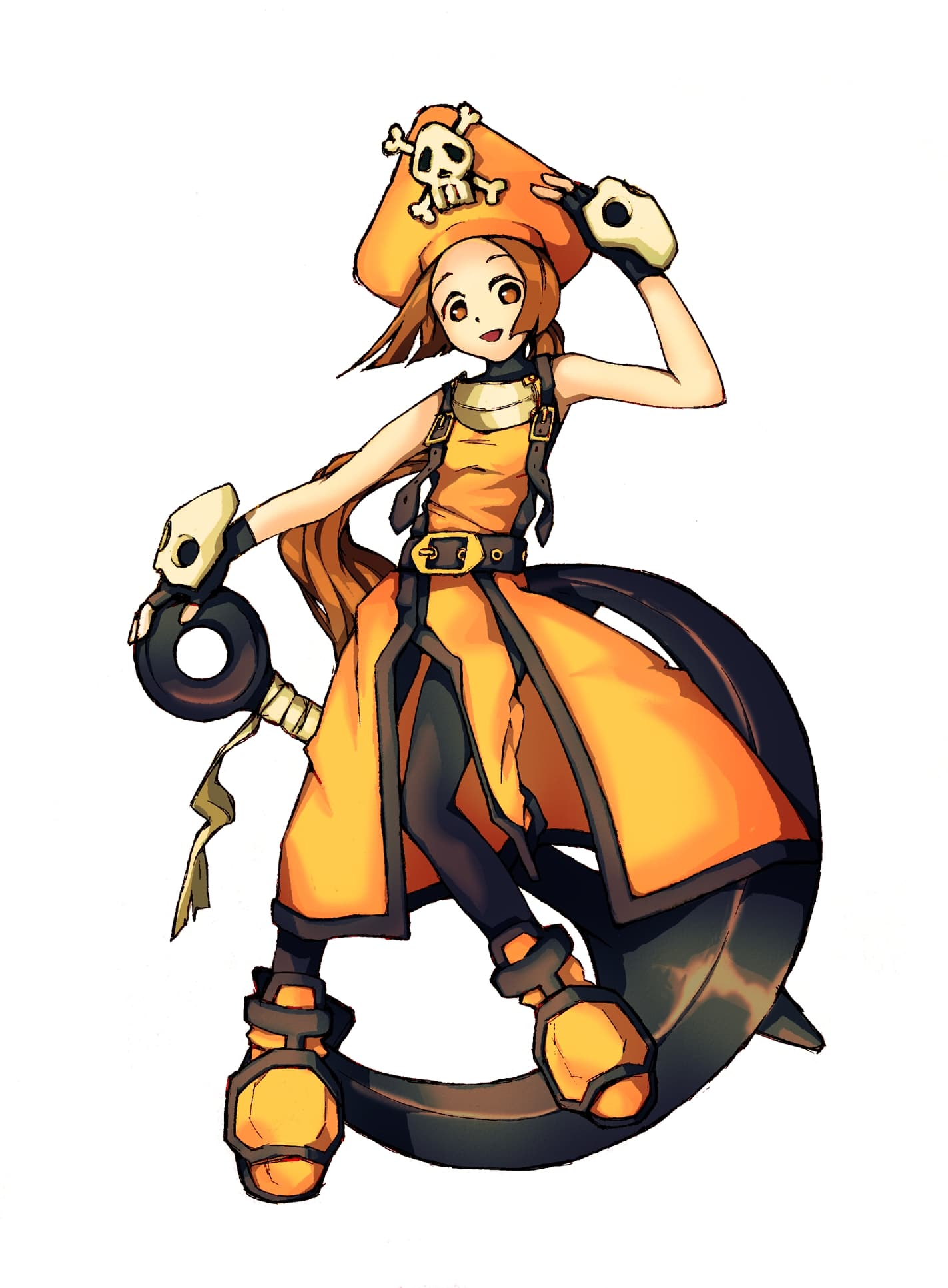 Guilty Gear: May HD pics