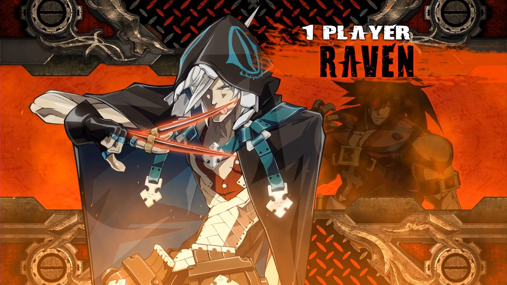 Guilty Gear: Raven HD pics